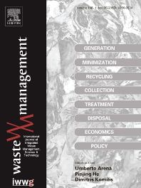 Waste Management - ISSN 0956-053X