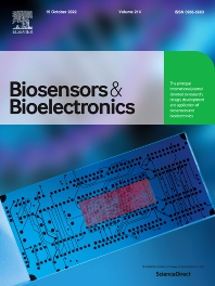 Cover image for Biosensors and Bioelectronics