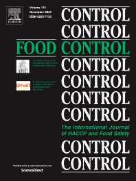 Cover image for Food Control