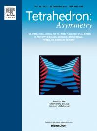 Tetrahedron: Asymmetry - ISSN 0957-4166