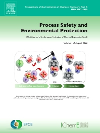 Cover image for Process Safety and Environmental Protection