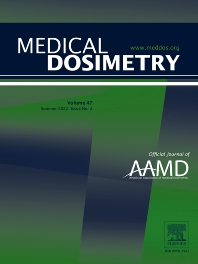 Medical Dosimetry - ISSN 0958-3947