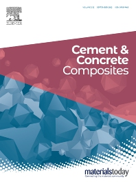 Cover image for Cement and Concrete Composites