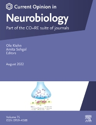 Cover image for Current Opinion in Neurobiology