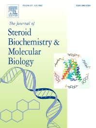 Cover image for The Journal of Steroid Biochemistry and Molecular Biology