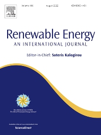 Renewable Energy - ISSN 0960-1481
