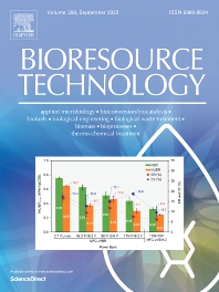 Bioresource Technology - ISSN 0960-8524