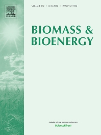 Biomass & Bioenergy - ISSN 0961-9534