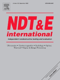 Cover image for NDT & E International