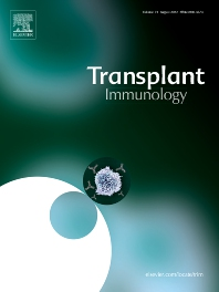 Cover image for Transplant Immunology
