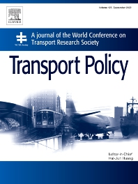 Cover image for Transport Policy
