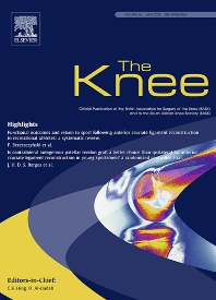 The Knee - ISSN 0968-0160