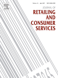 Cover image for Journal of Retailing and Consumer Services
