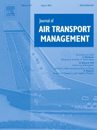 Cover image for Journal of Air Transport Management