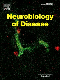 cover of Neurobiology of Disease
