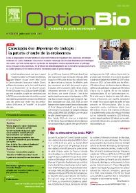 Option Bio - ISSN 0992-5945