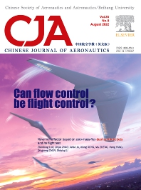 Cover image for Chinese Journal of Aeronautics