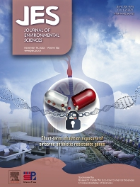 Cover image for Journal of Environmental Sciences