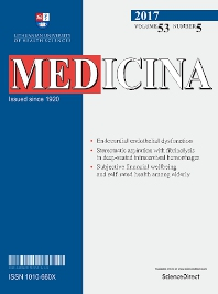 Cover image for Medicina