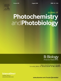Journal of Photochemistry and Photobiology B: Biology - ISSN 1011-1344
