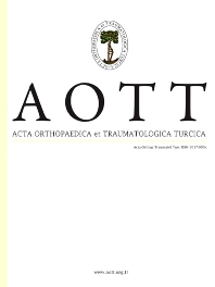Cover image for Acta Orthopaedica et Traumatologica Turcica