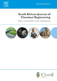 Cover image for South African Journal of Chemical Engineering