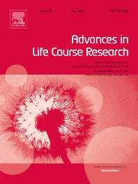 Cover image for Advances in Life Course Research