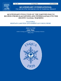 Cover image for Quaternary International