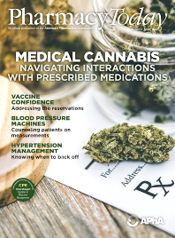 Cover image for Pharmacy Today