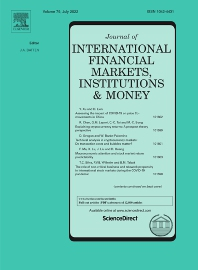 Cover image for Journal of International Financial Markets, Institutions & Money