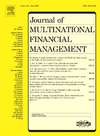 Cover image for Journal of Multinational Financial Management