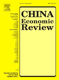 Cover image for China Economic Review