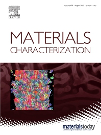 Cover image for Materials Characterization