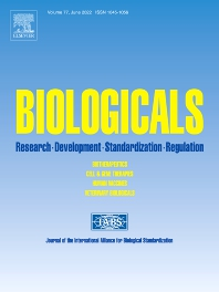 Biologicals - ISSN 1045-1056