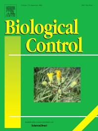 Biological Control - ISSN 1049-9644