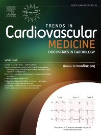 Cover image for Trends in Cardiovascular Medicine