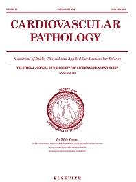 Cardiovascular Pathology - ISSN 1054-8807