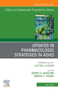 Cover image for Child and Adolescent Psychiatric Clinics of North America