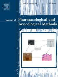 cover of Journal of Pharmacological and Toxicological Methods
