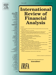International Review of Financial Analysis - ISSN 1057-5219