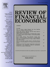 Cover image for Review of Financial Economics