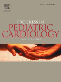 Cover image for Progress in Pediatric Cardiology