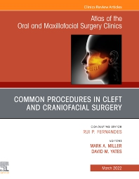 cover of Atlas of the Oral and Maxillofacial Surgery Clinics of North America