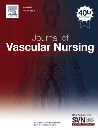 Cover image for Journal of Vascular Nursing