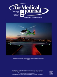 Air Medical Journal - ISSN 1067-991X