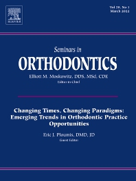 Cover image for Seminars in Orthodontics