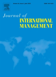 Journal of International Management - ISSN 1075-4253