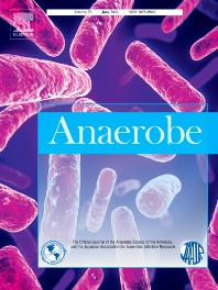 Cover image for Anaerobe