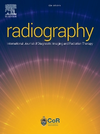 cover of Radiography