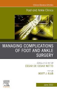 Cover image for Foot and Ankle Clinics
